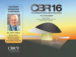 CONGRESSO BRASILEIRO DE RADIOLOGIA / 2016