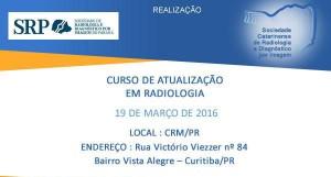 CURSO DE ATUALIZAÇÃO CBR (EM CURITIBA)