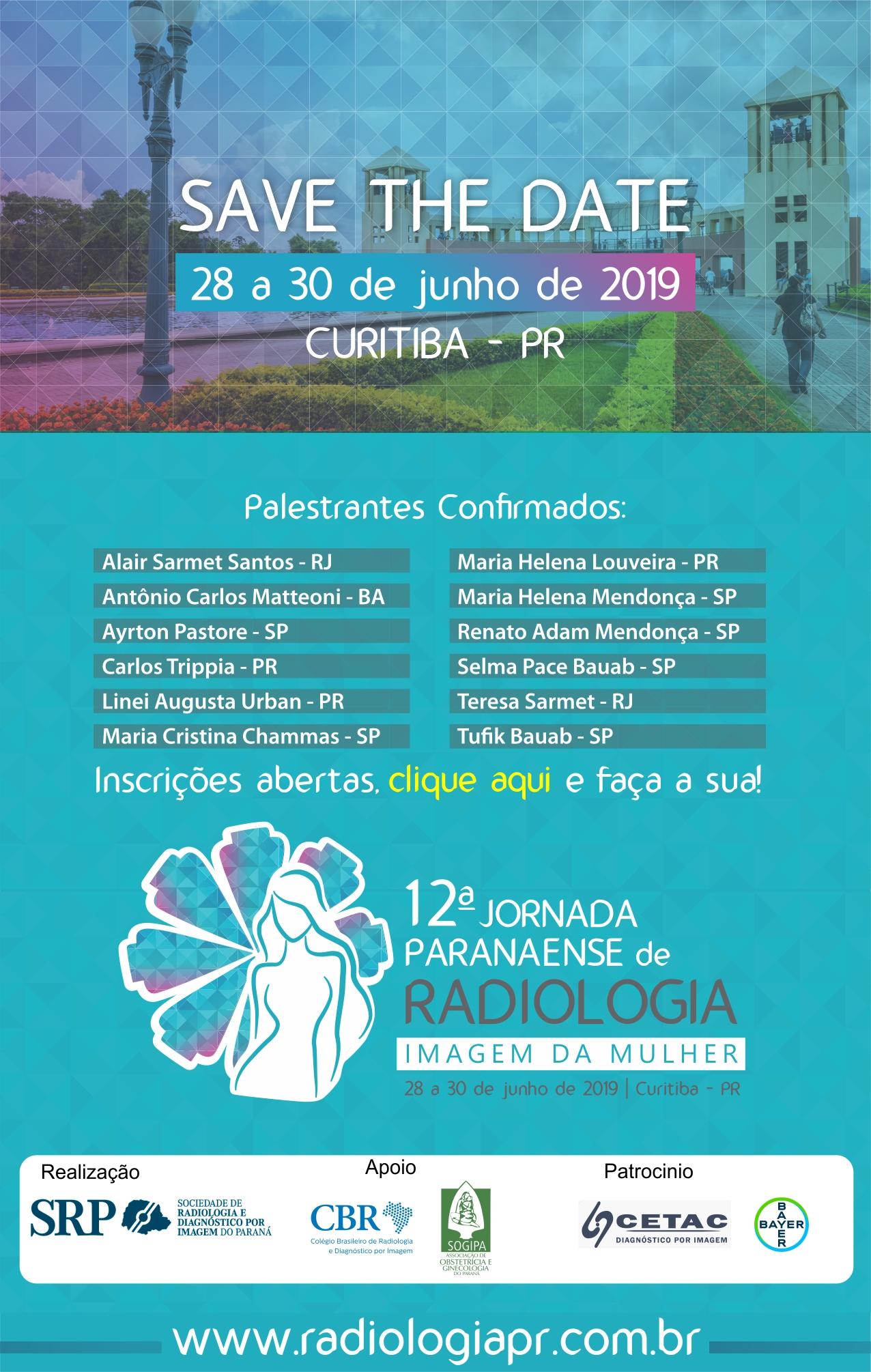 12º Jornada Paranaense de Radiologia