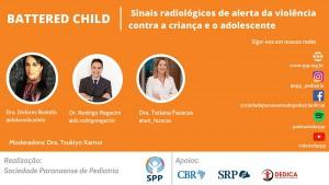 Battered Child - Sinais radiológicos de alerta da violência contra crianças e adolescentes