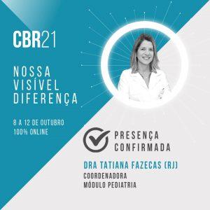 Congresso Brasileiro de Radiologia – CBR 21
